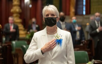 Comitta Named Minority Chair of Senate Environmental Committee