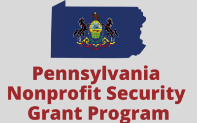 Local Nonprofit Serving the Chester County Jewish Community  Receives $24K in State Grant Funding for Security Upgrades
