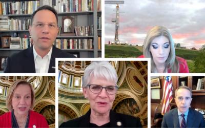 AG Shapiro and Senate Democrats Discuss Action Against Fracking Negligence