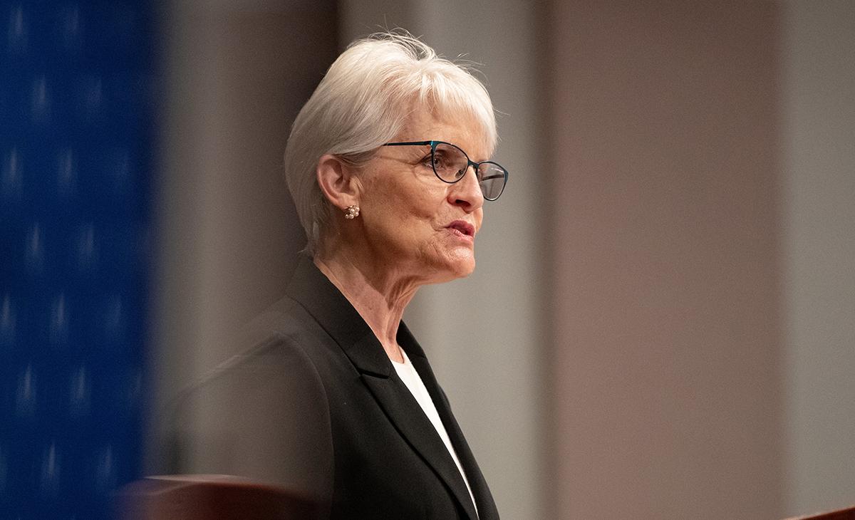Senator Carolyn Comitta